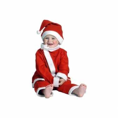 3 delig kerstman peuter kleding