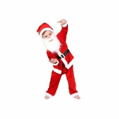 5 delig kerstman peuter kleding