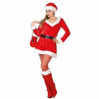 Dames kerstkleding met v hals