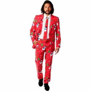 Heren kleding met kerst print