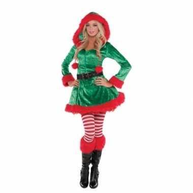 Kerstelfen kleding voor dames