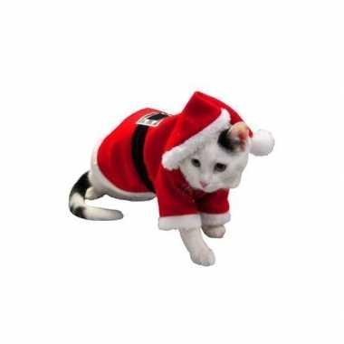 Kerstkleding voor hond of kat