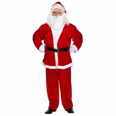 Kerstman kleding voor heren xxl
