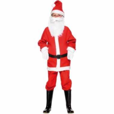 Kerstman kleding voor kinderen
