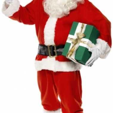 Kerstman kleding voor volwassenen