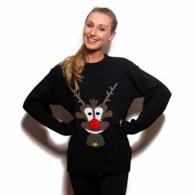 Kersttrui Rudolph 3D