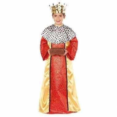 Koning melchior kleding voor jongens 3 koningen kerstkleding