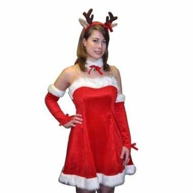 Rendier kerstkleding voor dames