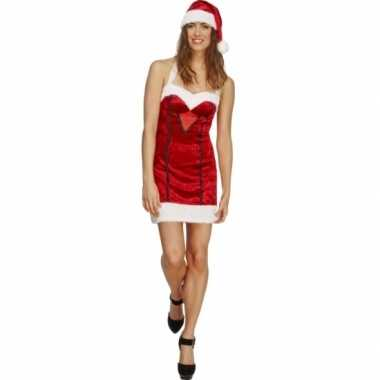 Sexy kerstkleding miss santa