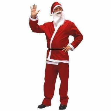 Voordelig kerstman kleding